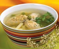 Рецепт Суп из телячьих мозгов