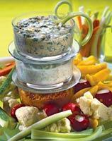 Рецепт Греческий соус дзадзики