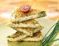 Рецепт Омлет из белков с зеленью