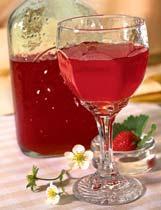 Рецепт Клубничное вино