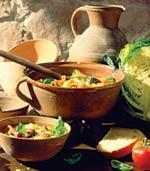 Рецепт Летний суп по-корсикански