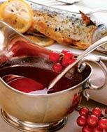 Рецепт Смородиновый соус к макрели