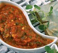 Рецепт Салат-паста из сладких перцев
