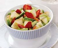 Рецепт Клубничный салат