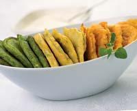 Рецепт Овощные оладьи