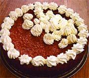 Рецепт Шоколадный торт с грецкими орехами
