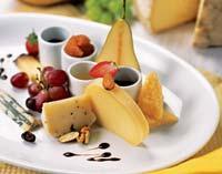 Рецепт Итальянская сырная тарелка