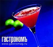 """Рецепт Коктейль """"Martell Cosmopolitan"""""""
