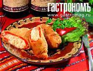 Рецепт Чушка бюрек (фаршированный перец по-болгарски)
