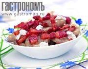 Рецепт Словацкие галушки с брынзой