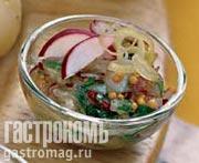 Рецепт Соус к отварному картофелю с горчицей и шалотом