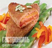 Рецепт Зразы со сладким перцем