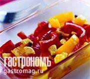 Рецепт Болгарский перец с имбирем и чесноком
