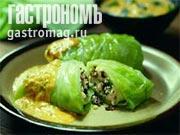 Рецепт Арабские фанты с грибами и кускусом