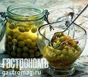 Рецепт Крыжовник маринованный