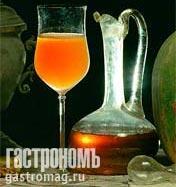 Рецепт Шампанское из крыжовника