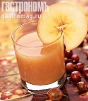 Рецепт Яблочный сок