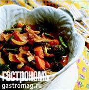 Рецепт Вегетарианский карри