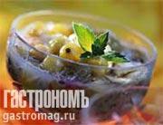 Рецепт Конфитюр из крыжовника и банана