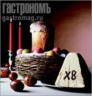 Рецепт Шоколадный кулич