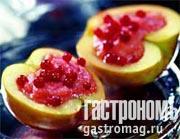 Рецепт Пикантный яблочный десерт