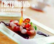 Рецепт Фруктовый салат из дыни и арбуза