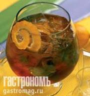 Рецепт Чай Свежесть