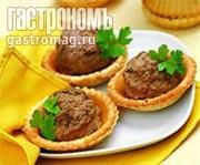 Рецепт Паштет из печенки с коньяком