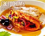 Рецепт Омлет по-баскски