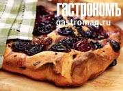 Рецепт Тосканский виноградный хлеб
