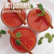 Рецепт Гаспачо из фруктов