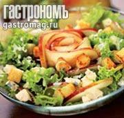 Рецепт Салат с грушами