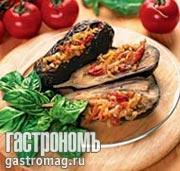 Рецепт Маринованные баклажаны