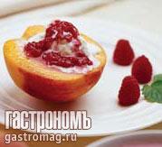 """Рецепт Персики """"Мельба"""""""