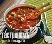 Рецепт Харира (марокканский рисовый суп)