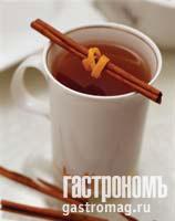 Рецепт Чай с корицей