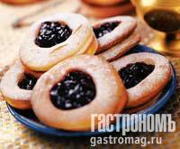 Рецепт Киргизское пирожное «Карагат»