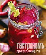 Рецепт Квашеная капуста по-грузински