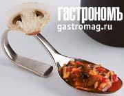 Рецепт Соус томатный с говядиной и шампиньонами