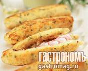Рецепт Рыбные зразы с креветками