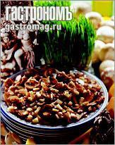 Рецепт Салат из шампиньонов