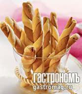 Рецепт Кофейно-ванильные косички