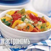 "Рецепт Густой суп ""Паприка"""