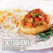Рецепт Сельдерей, тушенный с овощами