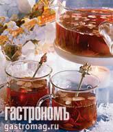 Рецепт Пунш с миндалем