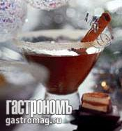 Рецепт Швейцарский шоколадный мусс