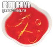 Рецепт Соус из красной смородины
