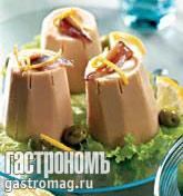 Рецепт Мусс из тунца
