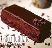 """Рецепт Пирожное """"Макамба"""""""