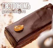 Рецепт Шоколадное пирожное с изюмом